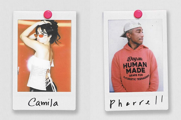 Camila Cabello & Pharrell Williams Rilis Single Kolaborasi Mereka, 'Sangria Wine'