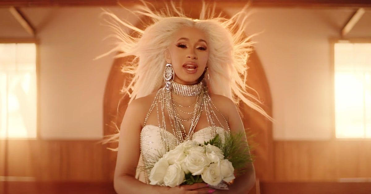 "Cardi B Terinspirasi ""Kill Bill"" Dalam Video Barunya, 'Be Careful'"