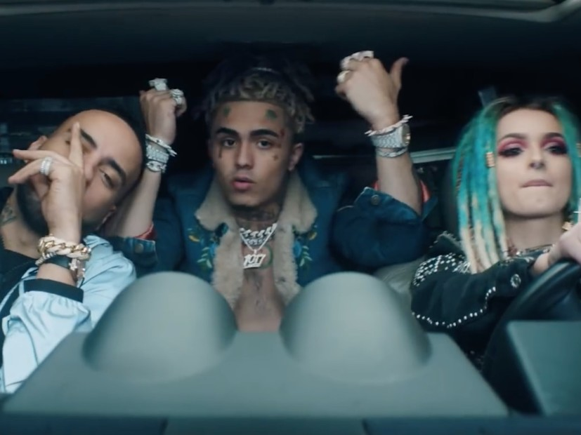 """Diplo, French Montana, Lil Pump & Zhavia Hadirkan Video 'Welcome To The Party' Untuk """"Deadpool 2"""""""
