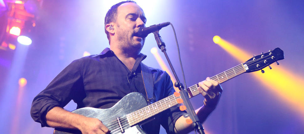 "Album Baru Dave Matthews Band, ""Come Tomorrow"" Debut Di Posisi Juara Billboard 200"