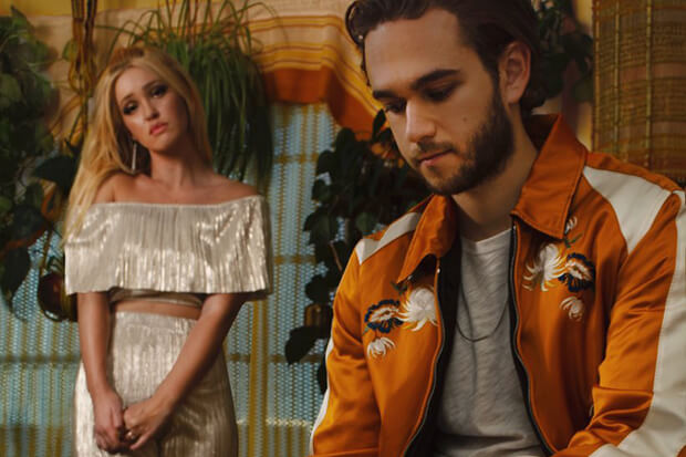 Zedd Gandeng Elley Duhé Untuk Single Barunya, 'Happy Now'