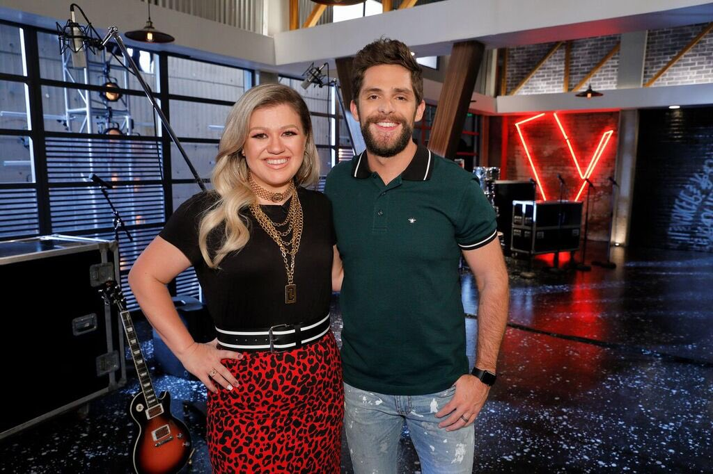 "Halsey, CeeLo Green, Thomas Rhett & Keith Urban Bergabung Bersama ""The Voice"""