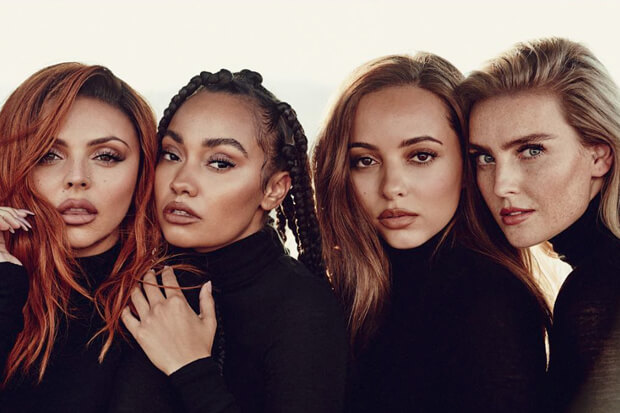 Little Mix Berkolaborasi Bersama Nicki Minaj Di Single Baru, 'Woman Like Me'