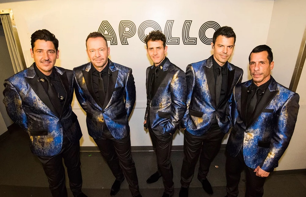 New Kids On The Block Hadirkan Single Baru Penuh Bintang Tamu, 'House Party'