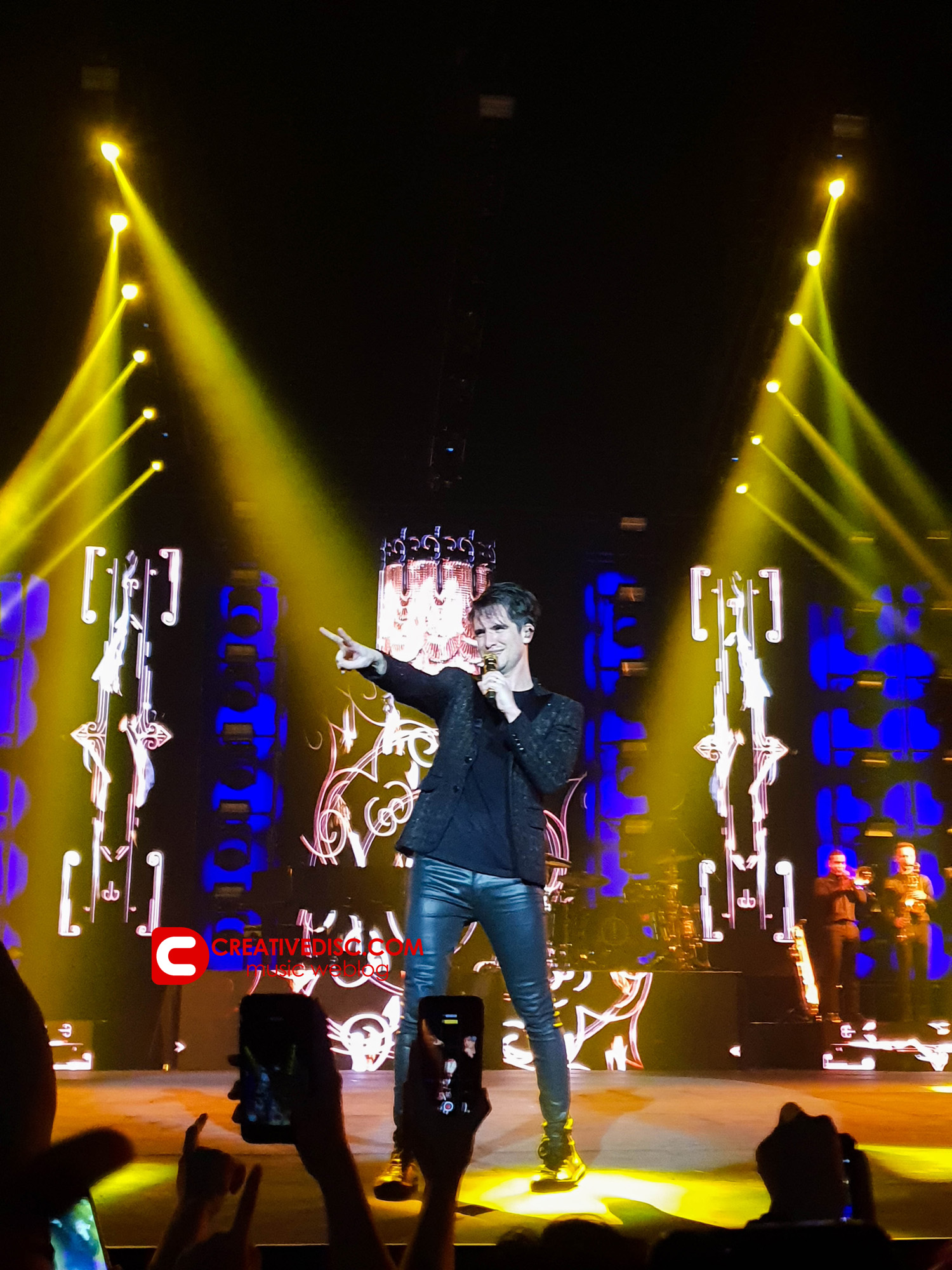 Panic! at The Disco Concert in Manila: Loud and Colorful!