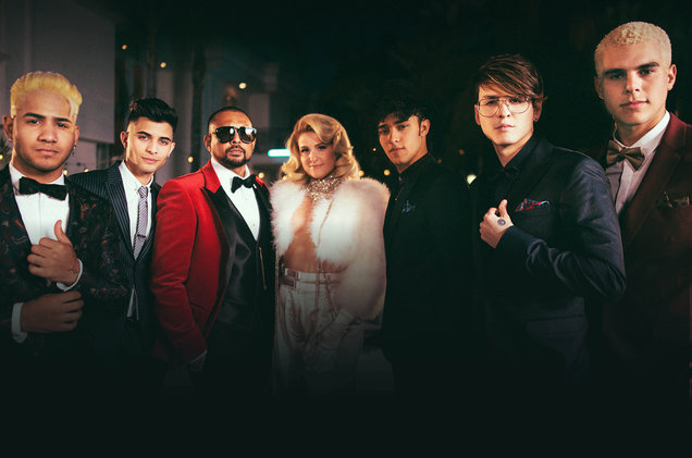 Meghan Trainor & Sean Paul Meramaikan Remix 'Hey DJ' Dari CNCO