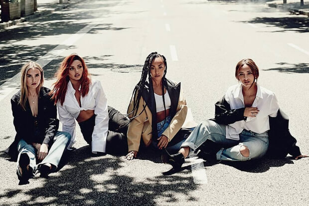 Little Mix Gandeng Ty Dolla $ign Di Remix 'Think About Us'