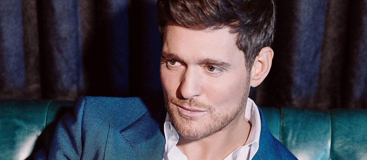 Michael Buble Dianugerahi Bintang Di Hollywood Walk Of Fame