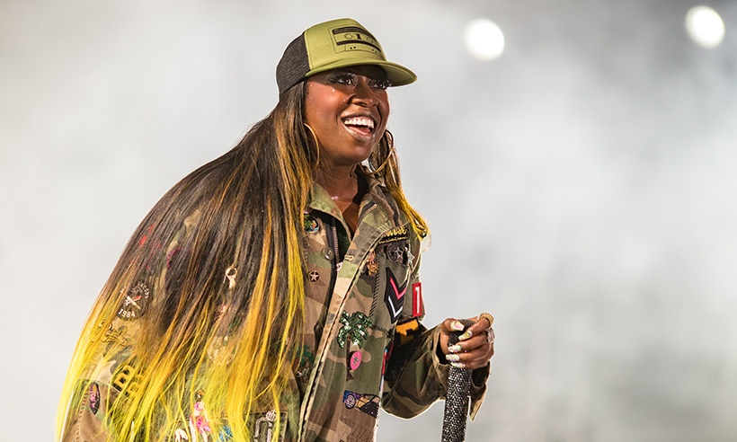 Missy Elliott Pimpin Nominee 