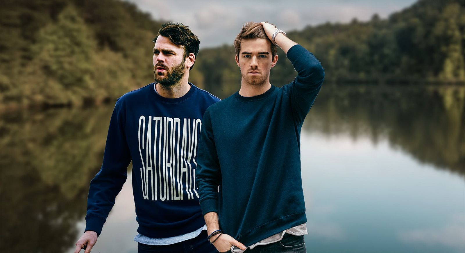 "The Chainsmokers Hadirkan 'Push My Luck' Untuk ""World War Joy"""