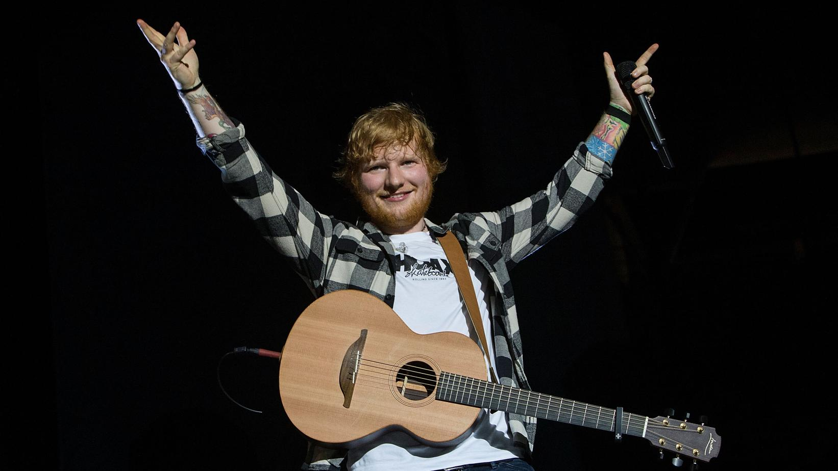 "Berkat ""no. 6 Collaborations Project"", Ed Sheeran Kembali Pecahkan Rekor Streaming"