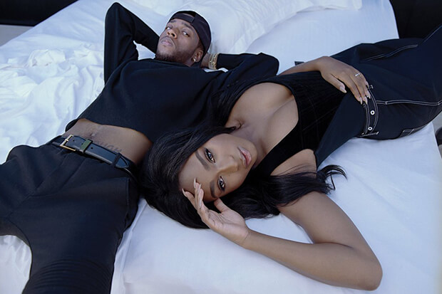 "Normani & 6LACK Rilis Single Kolaborasi ""Waves"""