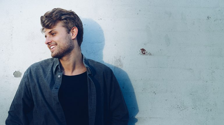 Creativedisc Exclusive Interview Sandro Cavazza: Pendatang Baru Asal Swedia