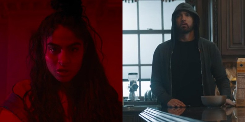 Jessie Reyez Membunuh Eminem Di Video Single 'good Guy'