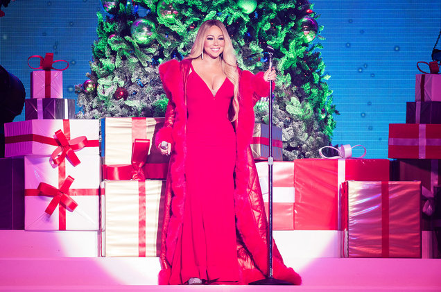 'All I Want For Christmas Is You' Mariah Carey Catatkan Rekor Streaming 1 Hari Spotify
