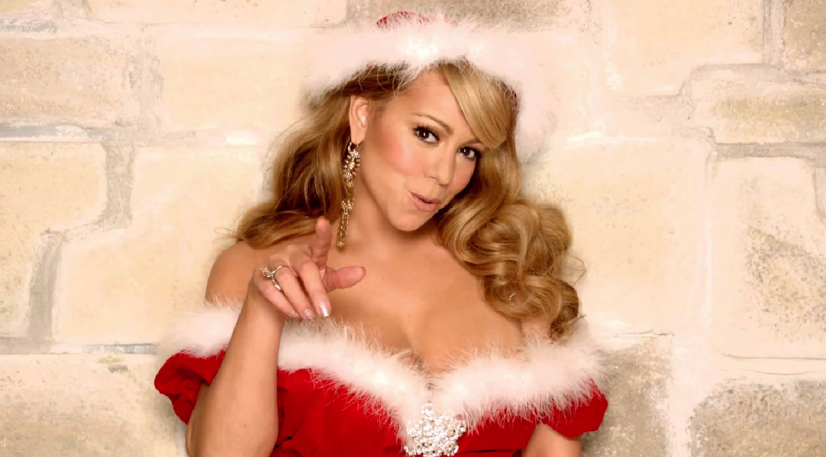 Mariah Carey Catat Tiga Rekor Guinness World Records Sekaligus Berkat Single 'All I Want For Christmas Is You'