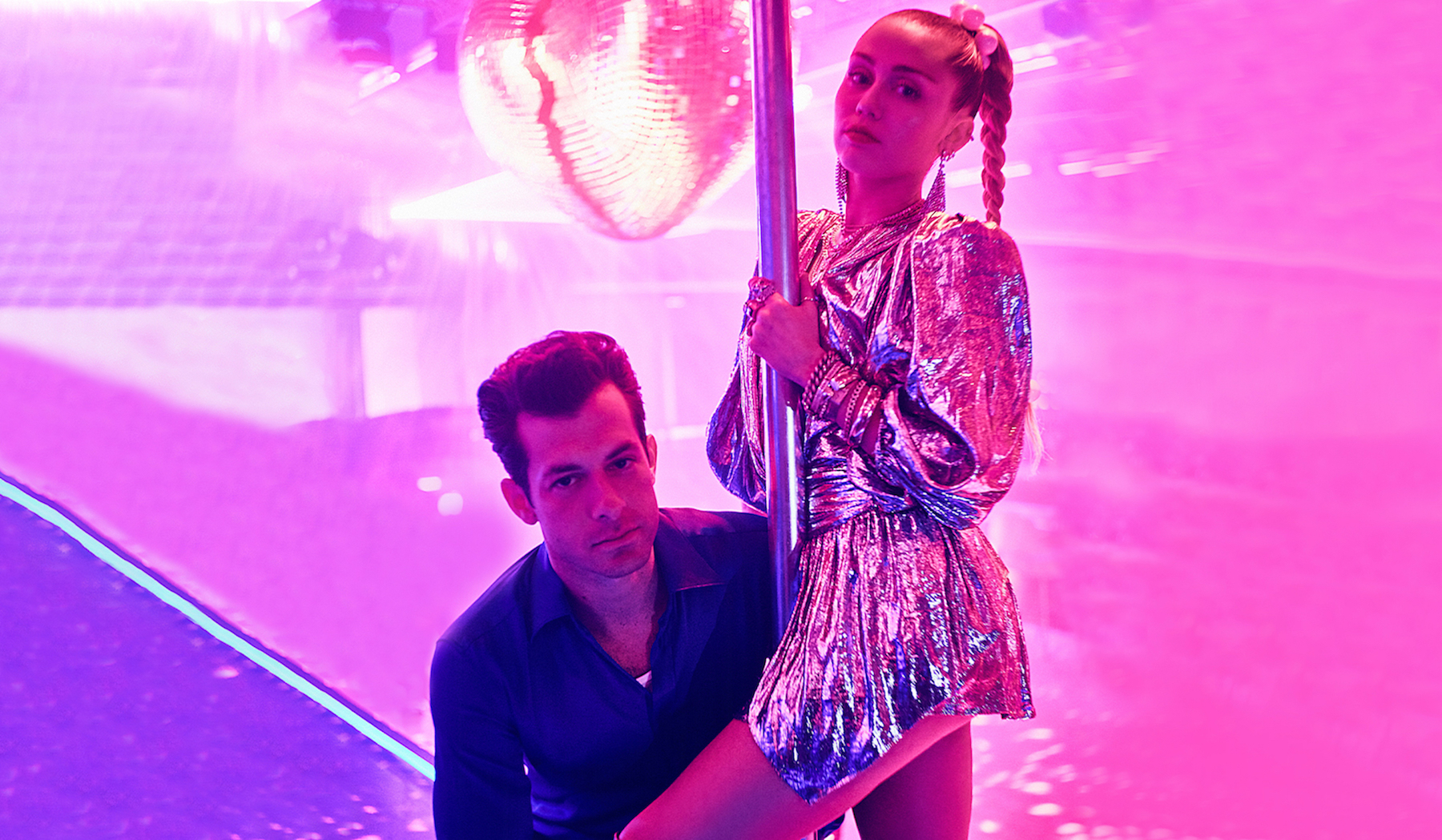 Single of the Day: Mark Ronson feat. Miley Cyrus – Nothing Breaks Like a Heart