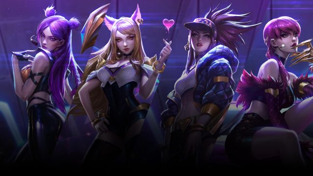 Madison Beer, Jaira Burn Bergabung Bersama K/DA & (G)-IDLE Bawakan Lagu 'POP/STARS' Untuk Game 'League of Legends'