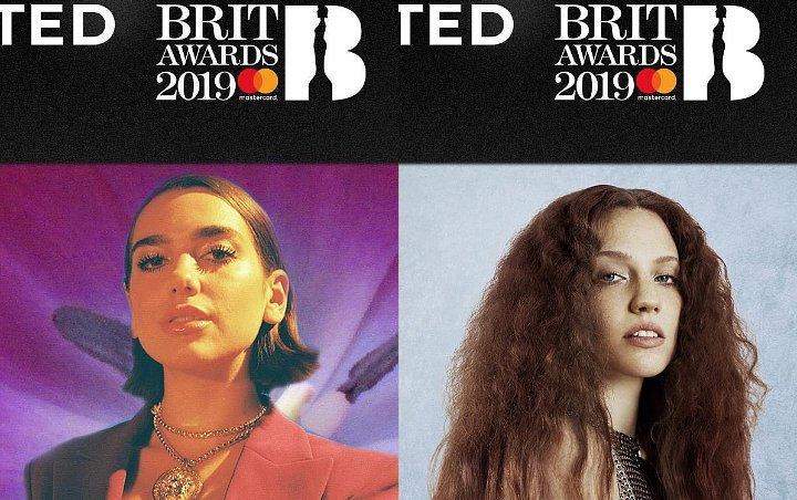 Dua Lipa, Anne-Marie & Jess Glynne Dominasi Nominasi Brit Awards 2019