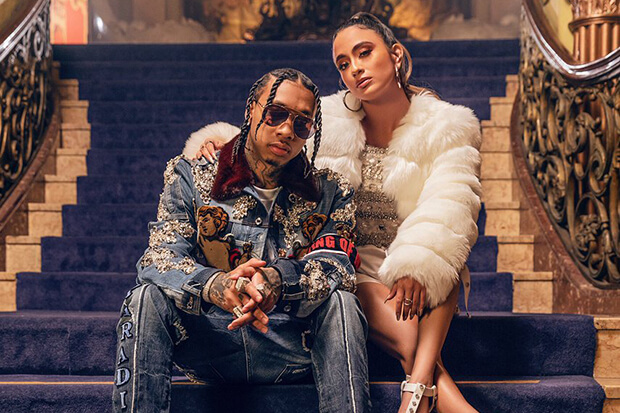Ally Brooke Berkolaborasi Bersama Tyga Di Single Debut, 'Low Key'