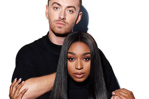 Sam Smith & Normani Berkolaborasi Dalam Single 'Dancing With A Stranger'