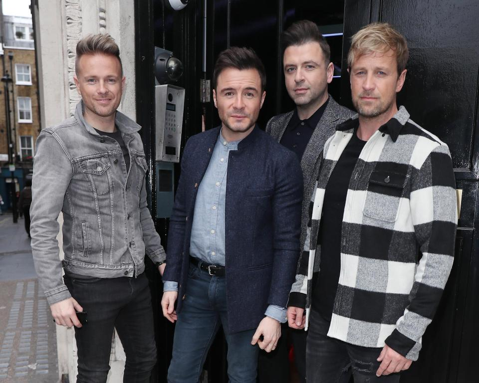 Gandeng Ed Sheeran, Westlife Tampil Beda Dengan Single Comeback, 'Hello My Love'