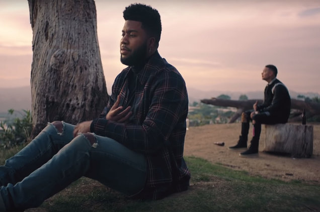 Khalid & Kane Brown Rilis 'saturday Nights (remix)' Yang Damai
