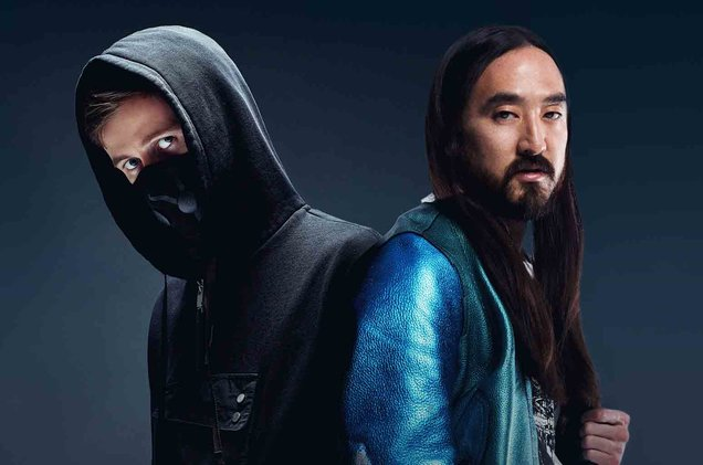 "Steve Aoki Berkolaborasi dengan Alan Walker di Lagu ""Are You Lonely"""