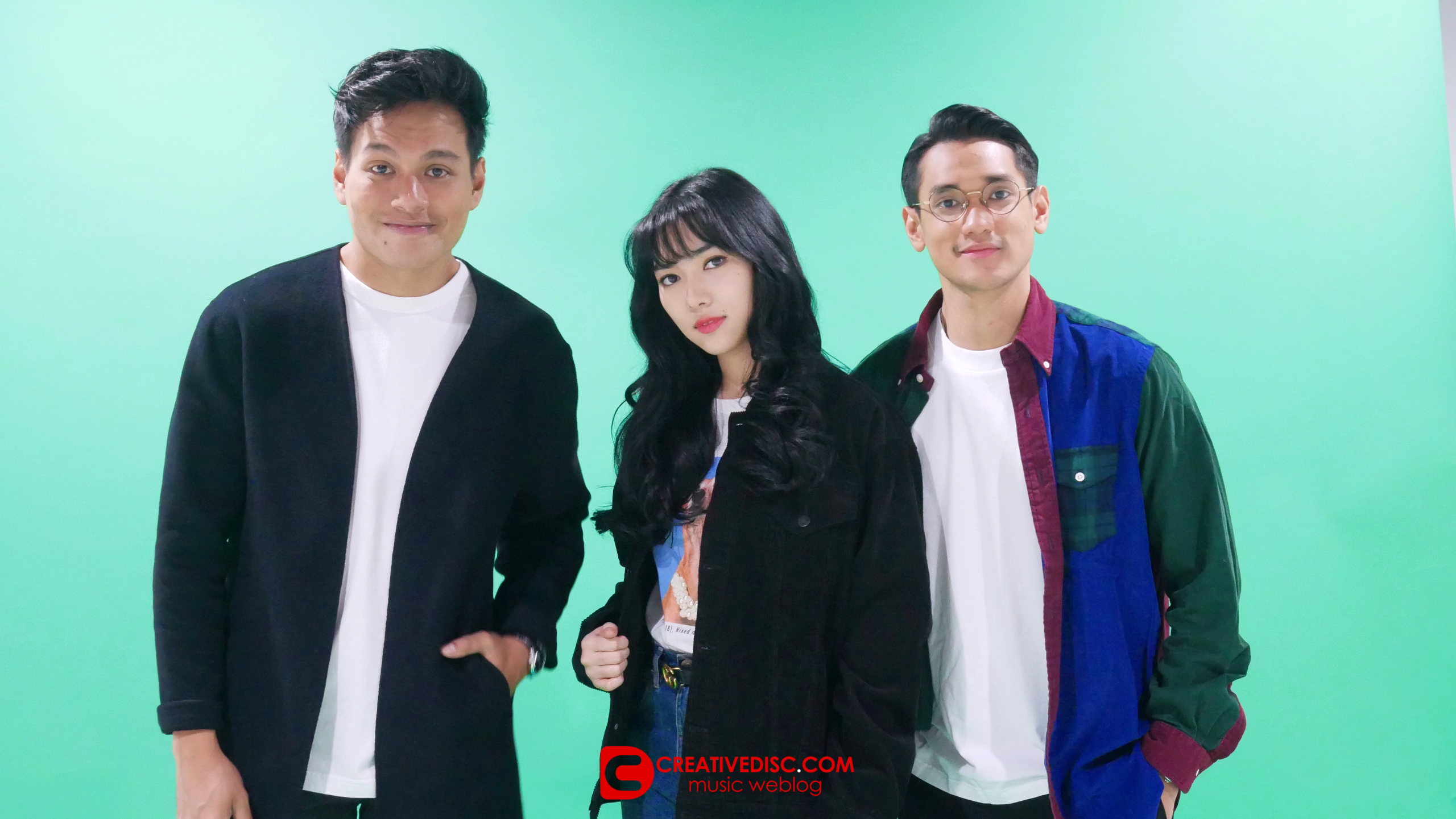 CreativeDisc Exclusive Interview with Afgan, Isyana, Rendy Pandugo: Project Fun and Effortless
