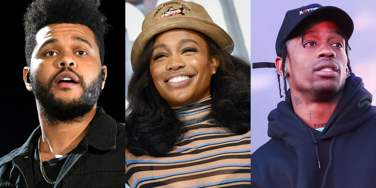 "Dengar Kolaborasi Sza, The Weeknd & Travis Scott Untuk ""game Of Thrones"", 'power Is Power'"