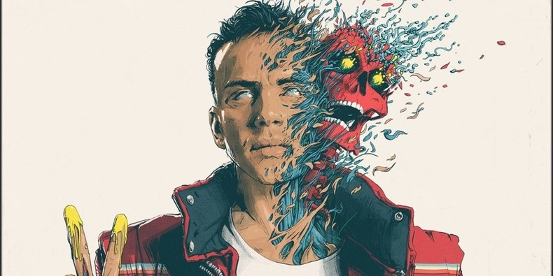 "Album ""Confessions Of A Dangerous Mind"" Milik Logic Debut Di Posisi Juara Billboard 200"