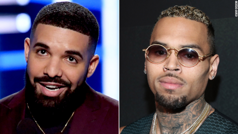 Chris Brown & Drake Akhiri Permusuhan Dengan Merilis Single 'No Guidance'