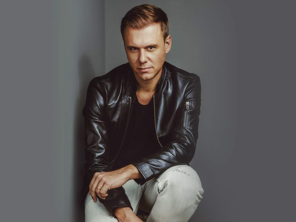 Bersama Avian Grays & Jordan Shaw,  Armin van Buuren Hadirkan 'Something Real'