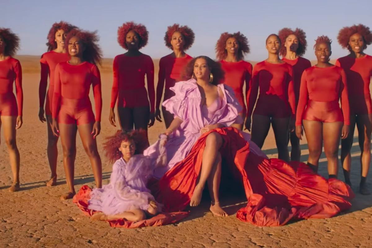 "Beyoncé Hadirkan MV Versi Extended Untuk Album ""The Lion King: The Gift"", 'Spirit'"