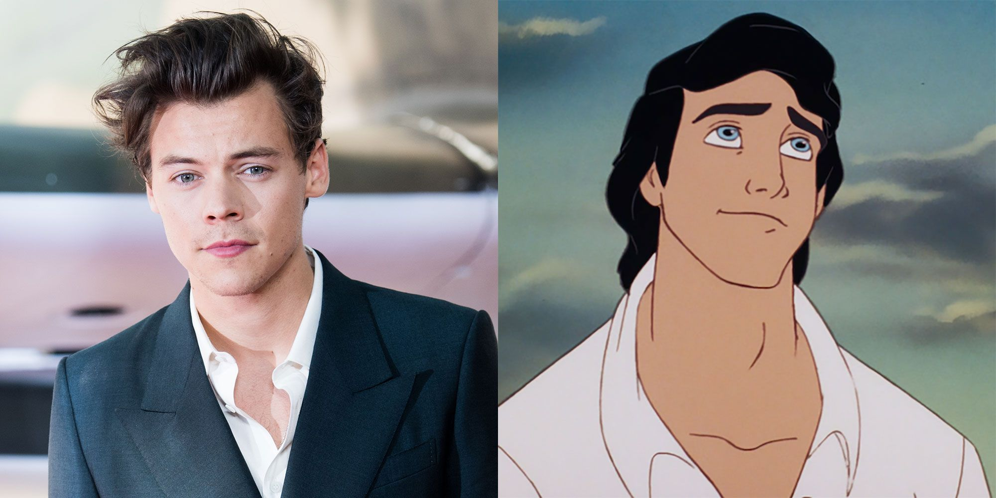 "Harry Styles Batal Bintangi Remake ""Little Mermaid"""