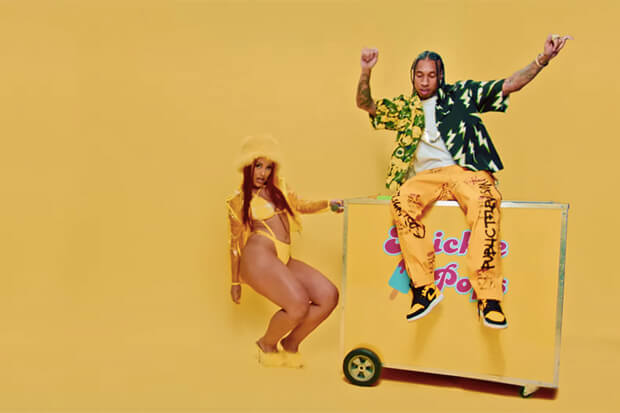 Doja Cat Remix 'Juicy' Dengan Bantuan Tyga
