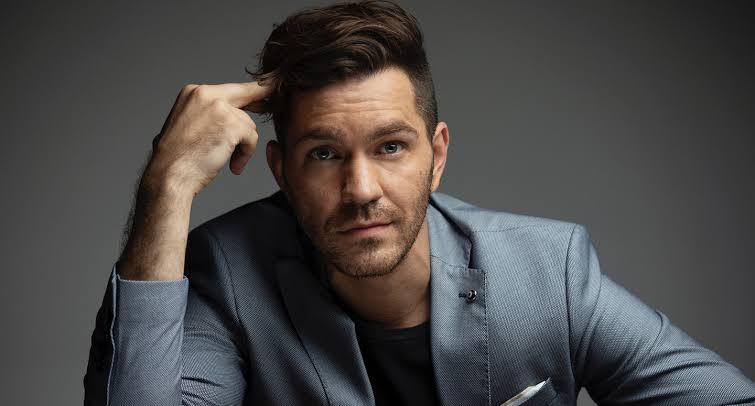 "Andy Grammer Lepas Single 'Wish You Pain' dari Album ""Naive"""