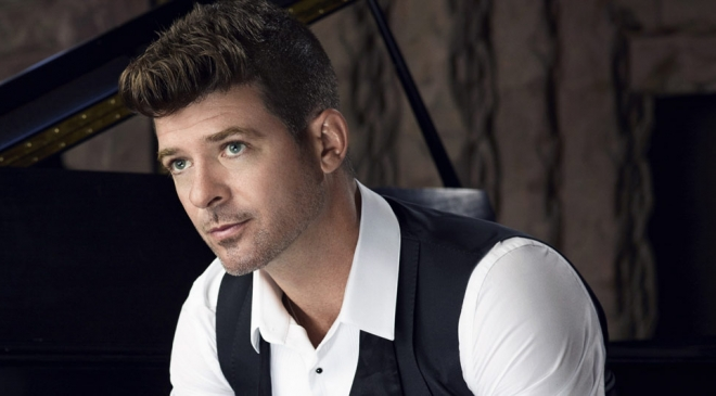 Robin Thicke Kembali Dengan 'When You Love Somebody'