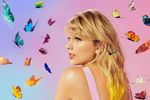 "Taylor Swift Umumkan Tur Barunya, ""Lover Fest East and West"""