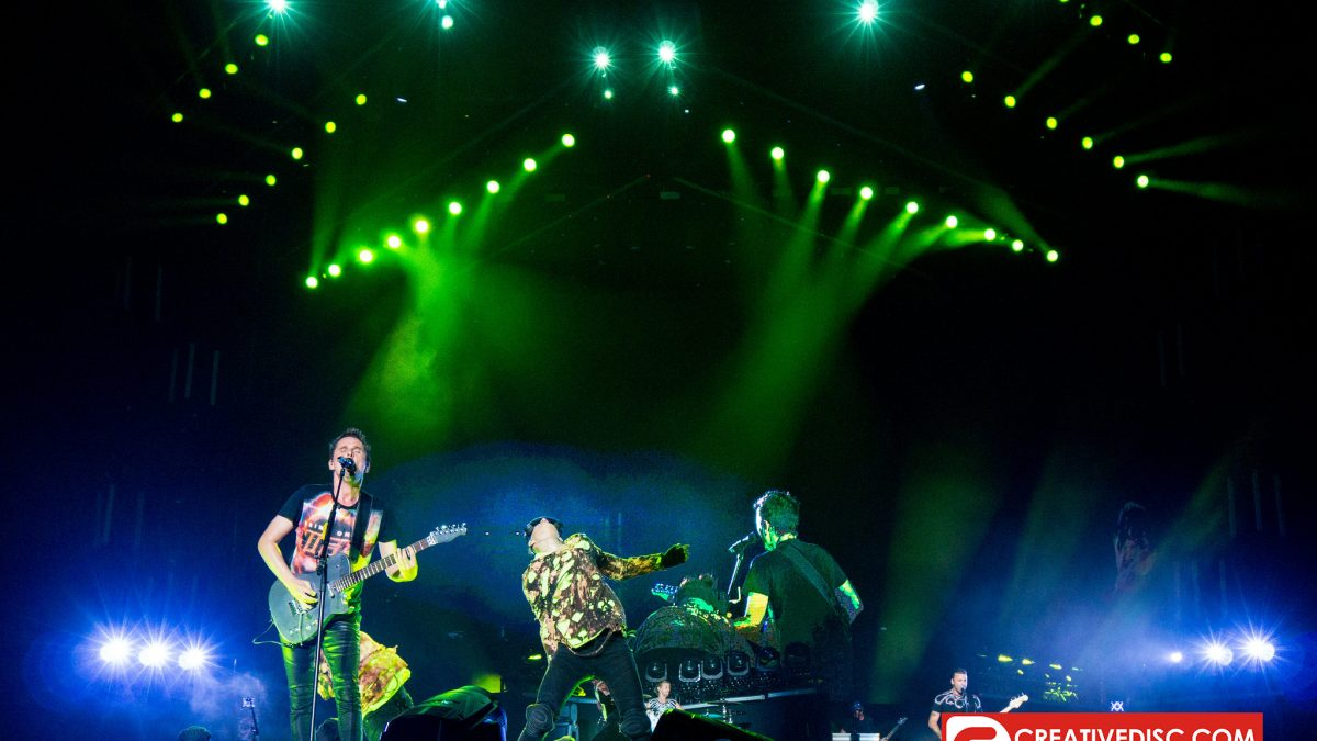 Konser Supermassive Muse di Singapore F1 Grand Prix 2019