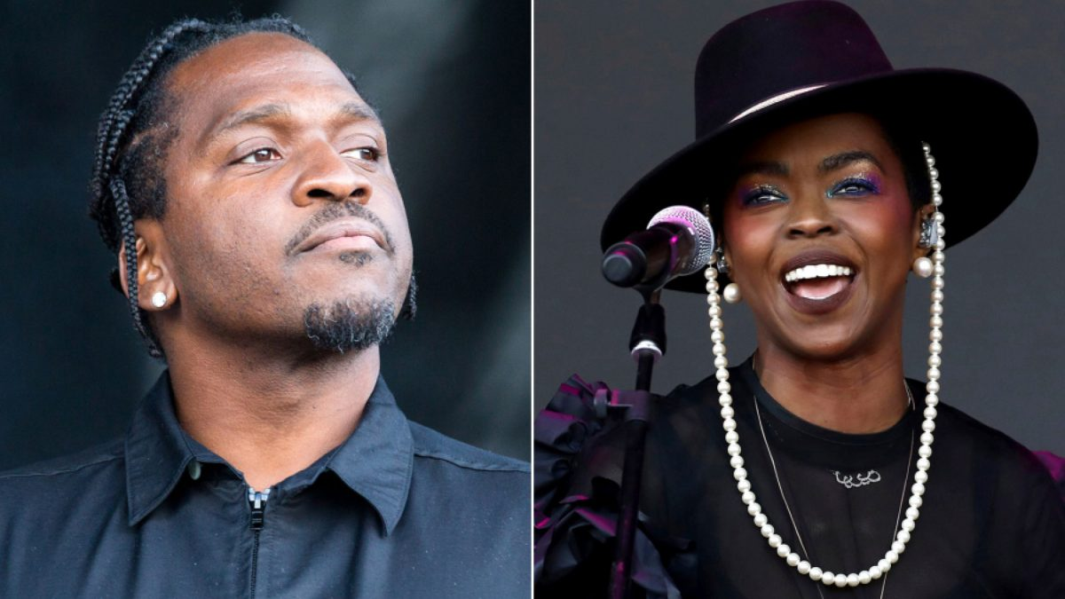 Pusha T Ajak Lauryn Hill di Single Barunya, 'Coming Home'