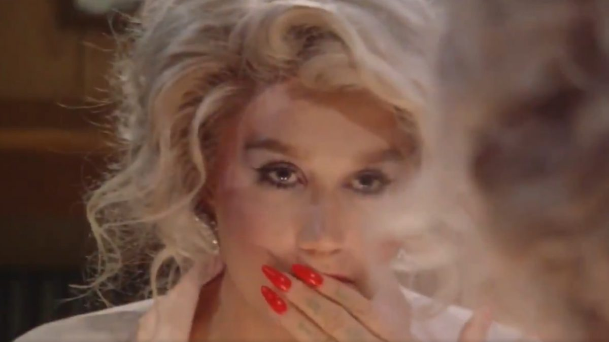 "Kesha Pilih 'Raising Hell' Sebagai Single Andalan Album""High Road"""