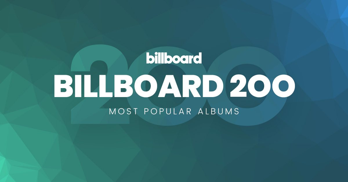 Billboard 200 Album Chart – 29 Aug 2020