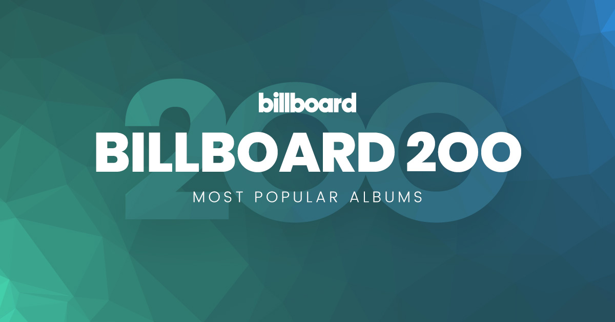 Billboard 200 Album Chart – 07 Dec 2019