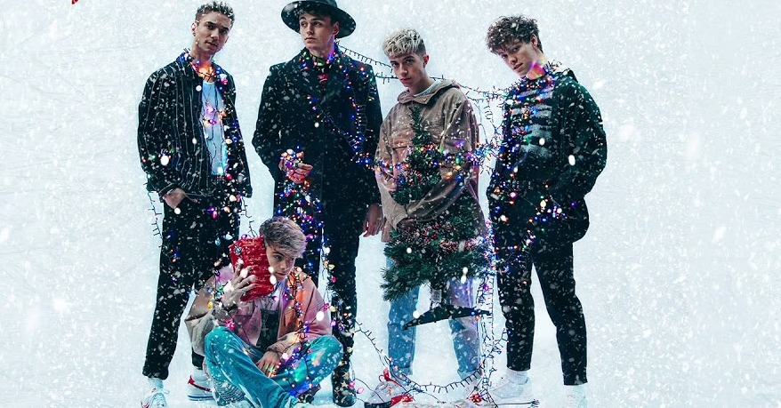 Why Don't We Persembahkan Single Natal Mereka, 'With You This Christmas'