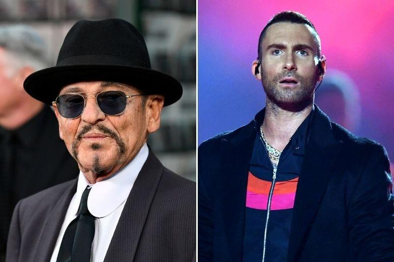 Aktor Joe Pesci Ajak Adam Levine di Single Comebacknya, 'Baby Girl'
