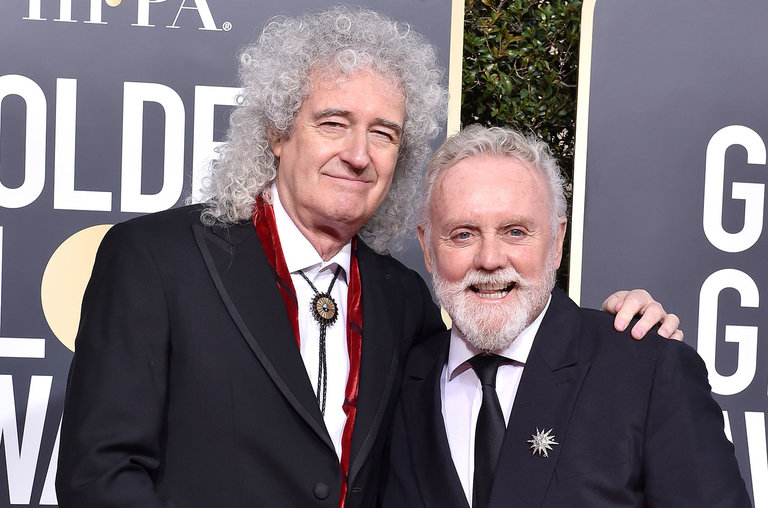 "Brian May Dan Roger Taylor ""Queen"" Sambut Semangat Natal 2019 Dengan Video Animasi Lagu Lawas 'Thank God It's Christmas'"