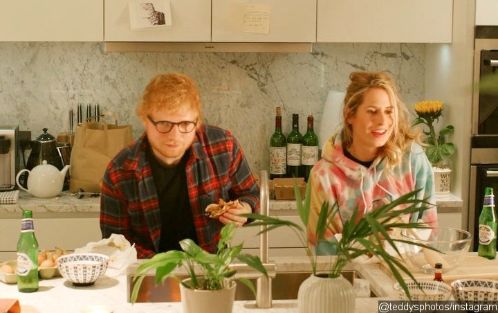 Ed Sheeran Ajak Istrinya Bintangi Video 'Put It All On Me'