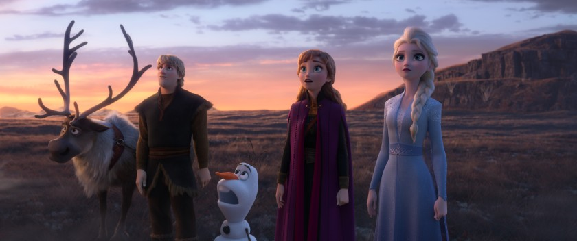 "Susul Box Office Filmnya, Soundtrack ""Frozen II"" Akhirnya Juarai Billboard 200"