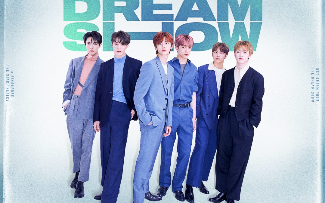 "NCT Dream Gelar Konser ""The Dream Show"" di Singapura Bulan Februari 2020"